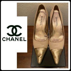 Classic Chanel heels